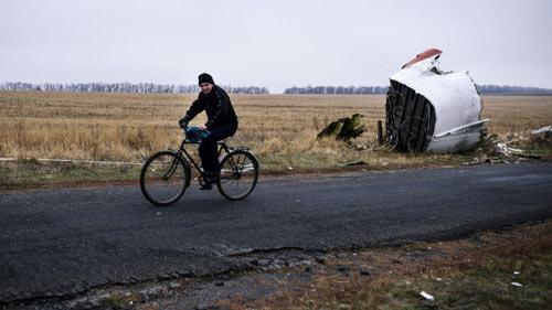 """Nhà báo Anh: Tên lửa bắn rơi MH17 """"là của Nga"""" - 1"""