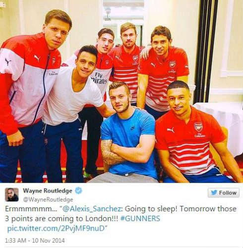 Sanchez trên đường trở thành tiền đạo tốt nhất Arsenal - 2