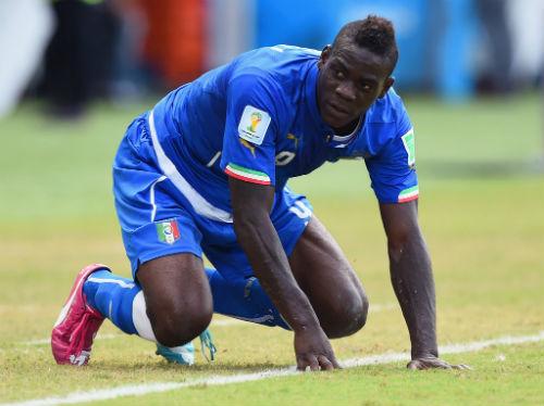 Balotelli bất ngờ được gọi vào đội tuyển Italia - 1