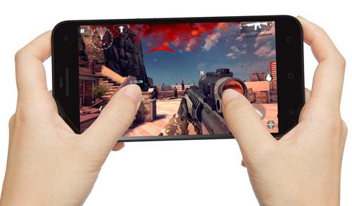 Skyphone Like trang bị chip 8 nhân giá mềm - 1