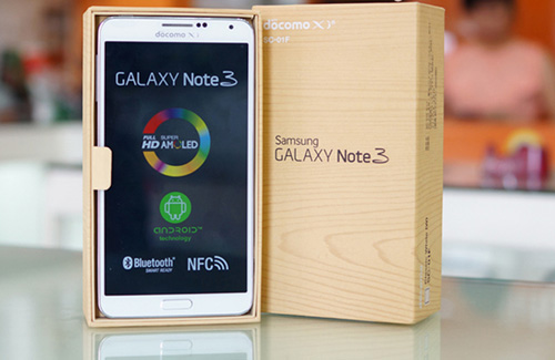 Smartphone cao cấp Samsung, Sony, LG xách tay Nhật Bản vào VN - 3