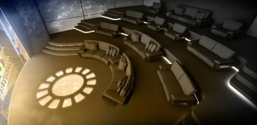 """Háo hức với dự án rạp chiếu phim trên du thuyền""""khủng"""" - 5"""