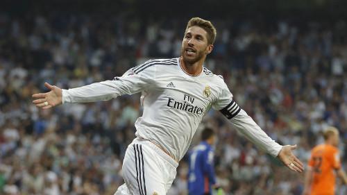 Sergio Ramos – Bức tường thép trước khung thành - 1