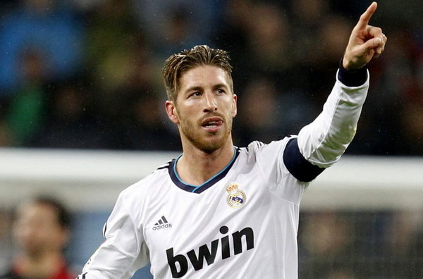 Sergio Ramos – Bức tường thép trước khung thành - 2