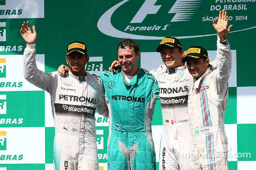 F1 - Brazilian GP: Chiến thắng và hy vọng - 1