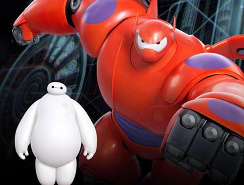 Big Hero 6: Bom tấn hoạt hình đáng xem nhất cuối năm 2014 - 3