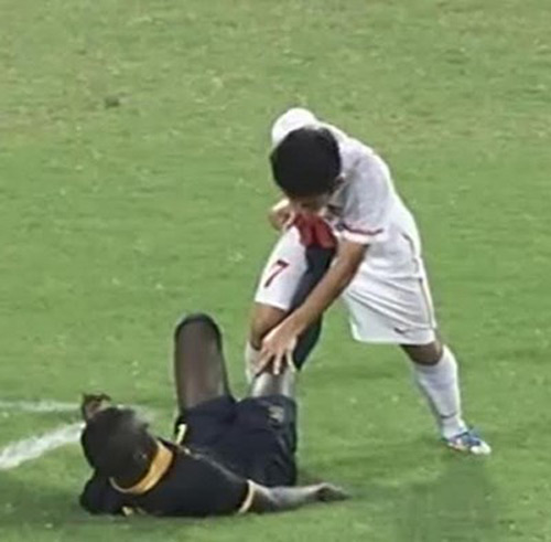 U19 Việt Nam được đề cử giải Fair play 2014 - 3