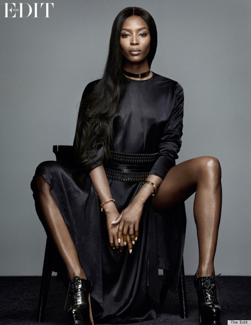 """Bất ngờ với tiết lộ """"sợ đường băng"""" của Naomi Campbell - 2"""
