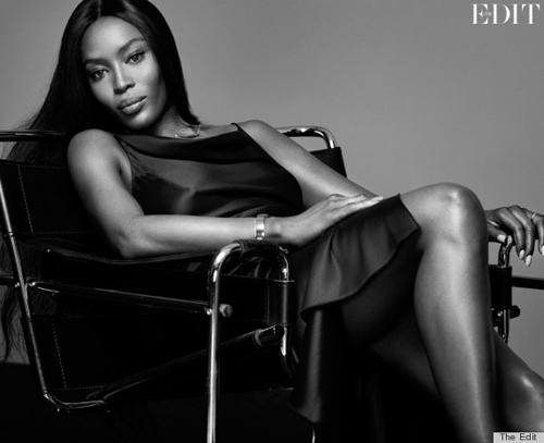 """Bất ngờ với tiết lộ """"sợ đường băng"""" của Naomi Campbell - 4"""