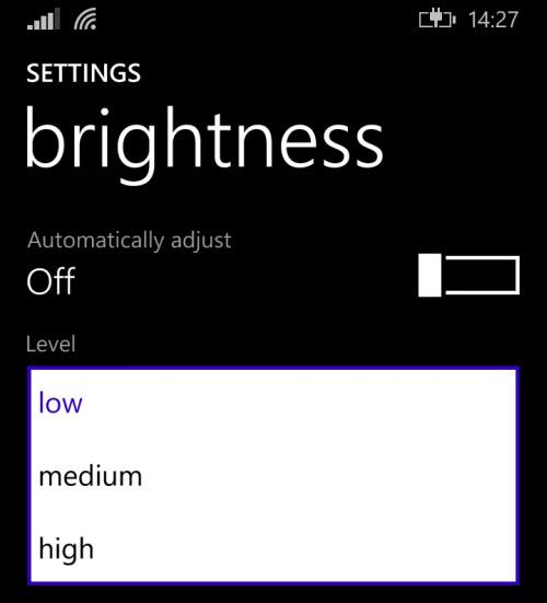 6 mẹo tiết kiệm pin trên Windows Phone không thể không biết - 2