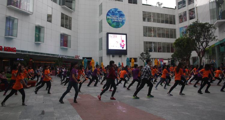 """Giới trẻ Hà Thành """"nhảy vì sự Tử Tế"""" - 2"""