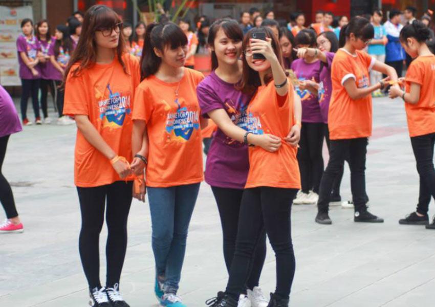 """Giới trẻ Hà Thành """"nhảy vì sự Tử Tế"""" - 10"""