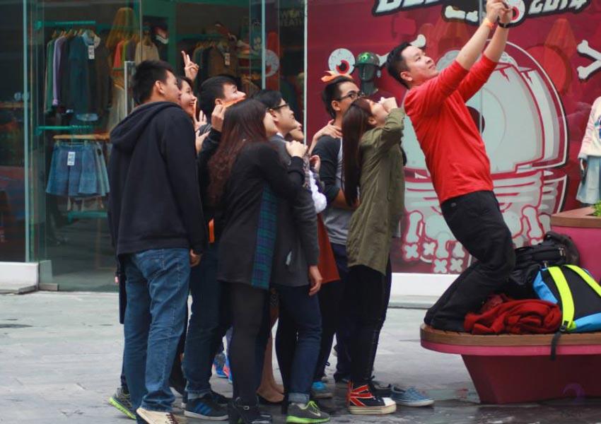 """Giới trẻ Hà Thành """"nhảy vì sự Tử Tế"""" - 11"""