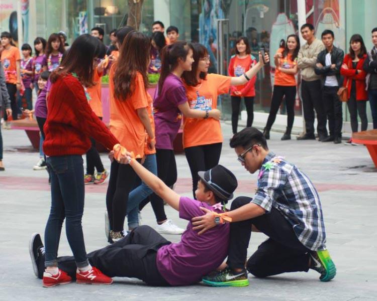 """Giới trẻ Hà Thành """"nhảy vì sự Tử Tế"""" - 4"""