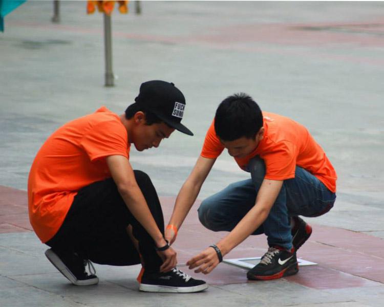 """Giới trẻ Hà Thành """"nhảy vì sự Tử Tế"""" - 1"""