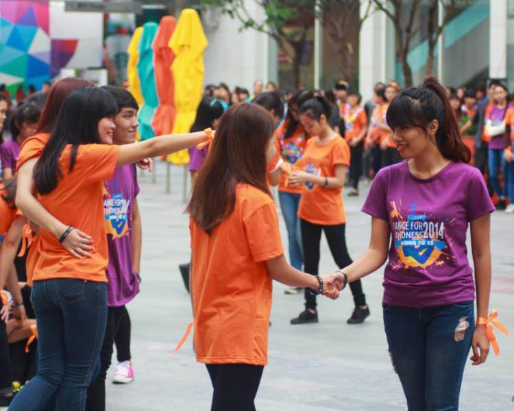 """Giới trẻ Hà Thành """"nhảy vì sự Tử Tế"""" - 5"""