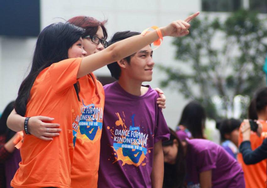 """Giới trẻ Hà Thành """"nhảy vì sự Tử Tế"""" - 7"""