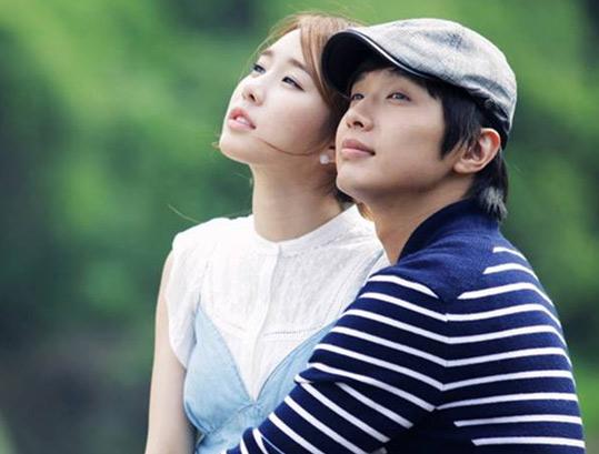 """Nụ hôn """"để đời"""" của Yoo In Na - 1"""