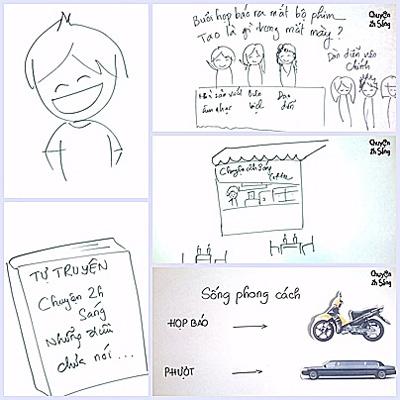 Mạng xã hội tuần qua: Giới trẻ đang làm gì?