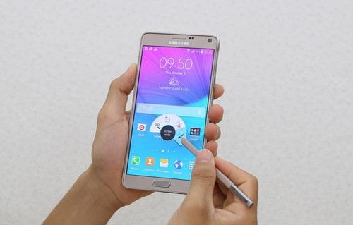 Mua Samsung Galaxy Note 4 nhận quà hấp dẫn - 1