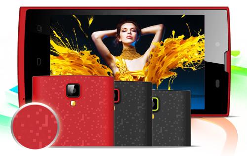 FPT Life 4 Plus - Smartphone thiết kế độc đáo - 1