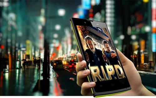 FPT Life 4 Plus - Smartphone thiết kế độc đáo - 2