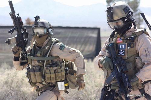Lính dù Mỹ chống IS: Xung đột với đặc nhiệm (Kỳ 3) - 3
