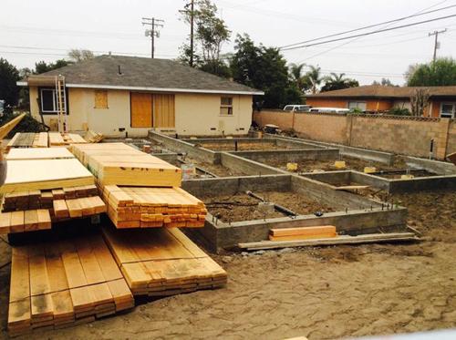 Bằng Kiều xây biệt thự gỗ lớn ở Mỹ - 4