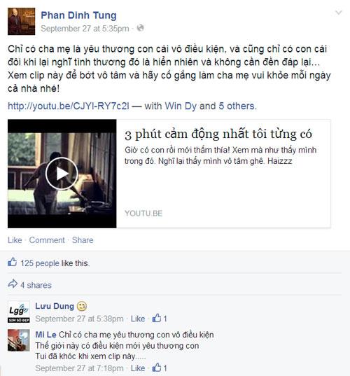 """Sao Việt kêu gọi cộng đồng mang """"yêu thương đền đáp yêu thương"""" - 3"""