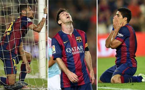 """Dùng 11 đội hình, Luis Enrique đang """"phá"""" Barca - 2"""