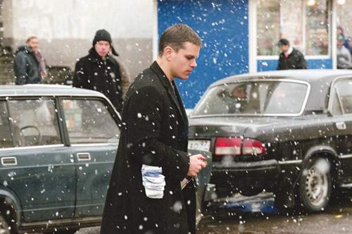 Matt Damon giảm cân để tái xuất vai điệp viên - 2