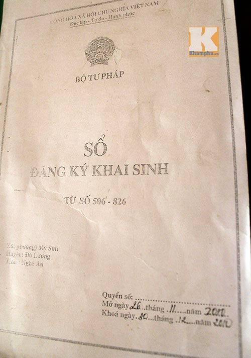 Hồ sơ gốc chứng minh Công Phượng sinh năm 1995 - 7