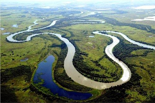 Chiêm ngưỡng vẻ đẹp đầm lầy nước ngọt lớn nhất TG - 2