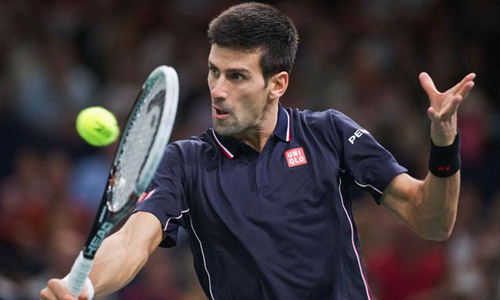 Djokovic - Cilic: Sức mạnh tuyệt đối (ATP Finals) - 1