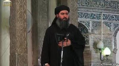 Mỹ không tin thủ lĩnh IS dính bom bị thương - 1
