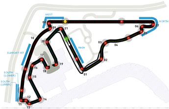 Lịch thi đấu F1: Abu Dhabi GP 2014 - 1