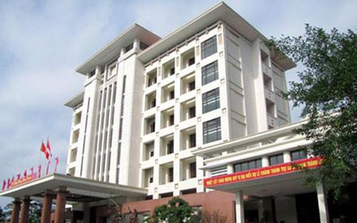 """Trộm cạy cửa, phá két sắt, """"khoắng"""" tiền tại Thành ủy Huế - 1"""