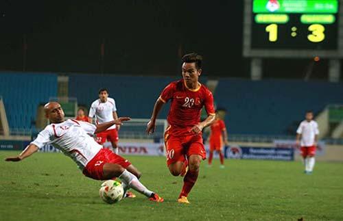Vấn đề của đội tuyển Việt Nam: Miura vui vì… thua - 1