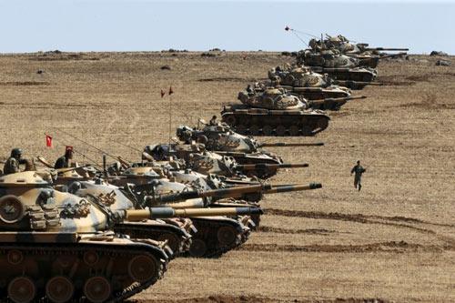 Sốc: Đồng minh của Mỹ cung cấp vũ khí cho IS? - 1
