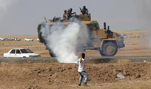 Sốc: Đồng minh của Mỹ cung cấp vũ khí cho IS? - 3