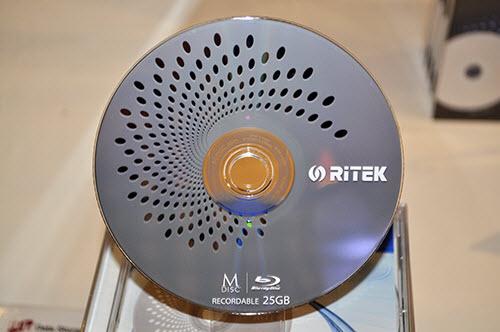 Ritek giới thiệu đĩa DVD 'lưu trữ ngàn năm' - 1