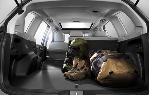 Cơ hội trải nghiệm siêu phẩm SUV Subaru trong tháng 11 - 2