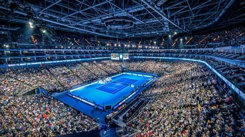 "London lo sợ mất ""miếng bánh béo bở"" ATP Finals - 1"