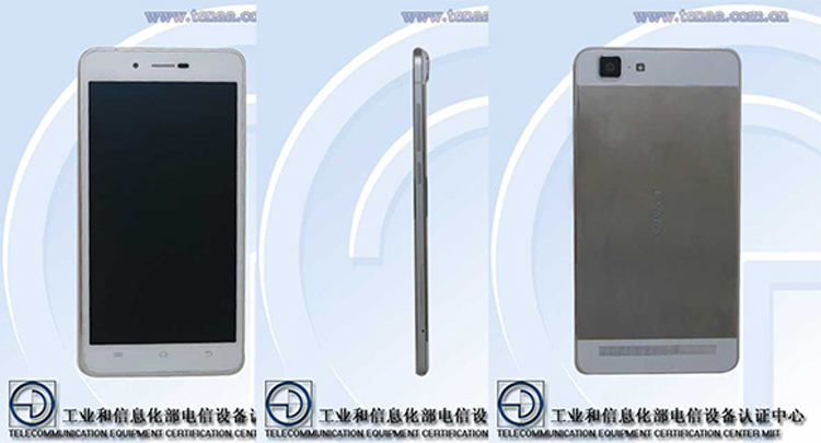 1. Vivo X5 Max  Vivo – một nhà sản xuất thiết bị 'đồng hương' của Oppo vừa giới thiệu một chiếc smartphone cực mỏng với tên gọiX5 Max, chỉ dày 4.75 mm và trông rất giống với Vivo X5, một điện thoại có độ dày 6.3 mm. Kích thước đầy đủ của X5 Max là 153.9 x 78 x 4.75 mm.  Nhiều khả năngX5 Max là thiết bị được báo chí nhắc đến vào thời gian trướcvới tin đồn máy chỉ mỏng 3.8 mm. X5 Max chạy Android 4.4.4 KitKat, màn hình 5.5 inch full HD, vi xử lý 8 lõi tốc độ 1.7GHz kèm RAM 2GB và hỗ trợ máy ảnh sau 13MP cùng máy ảnh trước 5MP.
