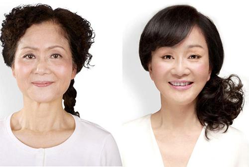 19 phụ nữ Trung Quốc trẻ, đẹp ngỡ ngàng nhờ thẩm mỹ - 19
