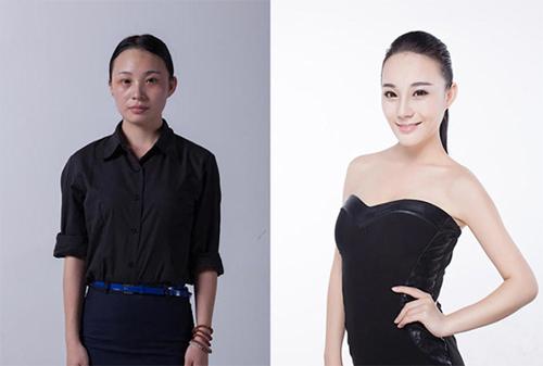 19 phụ nữ Trung Quốc trẻ, đẹp ngỡ ngàng nhờ thẩm mỹ - 4