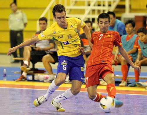 Futsal Việt Nam sắp đối đầu với đương kim vô địch thế giới - 2