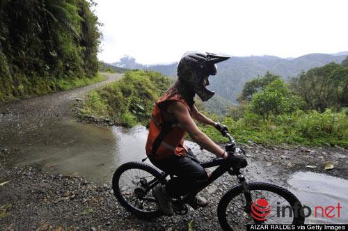 """Khám phá """"cung đường tử thần"""" dẫn tới rừng Amazon - 4"""