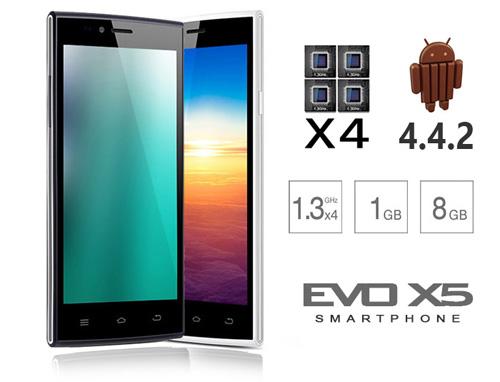 Evo X5 - thu hút giới trẻ không chỉ vì giá - 3