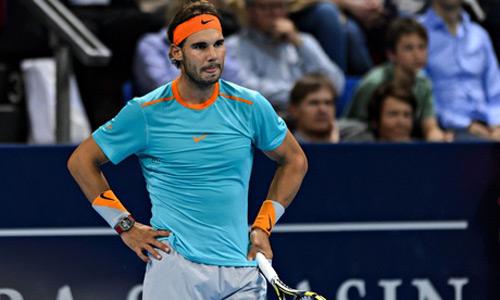 """Nadal dùng phương pháp """"Tế bào gốc"""" chữa chấn thương - 1"""
